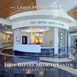 First Baptist Medical Center Learn More