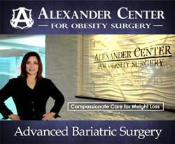 The Alexander Center for Obesity Surgery Logo